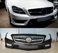 Обвес комплект Mercedes CLS W218 стиль CLS63 AMG (2011+)
