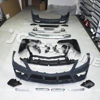 "Обвес (комплект) ""AMG Design"" для Mercedes M-Class ML63 W166 2012-2014"