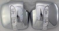 Хром накладки на зеркала Toyota Noah 2005 (с поворотником)