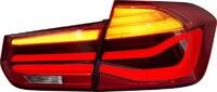 Стопы тюнинг BMW 3 series F30 динамический поворотник