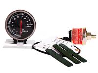 Датчик Apexi oil pressure (давление масла) черный