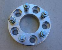 Проставки колесные переходные 5*100 на 5*114,3 2.5см 25мм