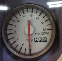 Датчик HKS 60ммт oil temp (температура масла)
