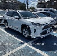 """Обвес """"Modellista"""" Toyota RAV4 2019-2020 AXAH52"""