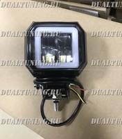 Светодиодная (LED) лампа квадратная