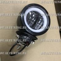 Светодиодная (LED) лампа круглая