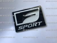 Шильдик F sport - эмблема F sport
