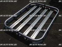 Экспедиционный алюминиевый багажник на крышу 96.5*127см