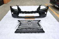 Бампер передний + решетка радиатора Lexus GX460 2013+