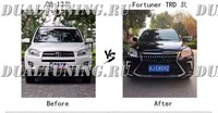 Обвес Toyota Rav4 2008-2012 в стиле Lexus