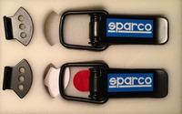 Клипсы для обвесов Sparco