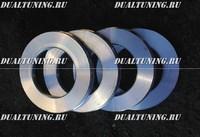 Центровочные кольца в проставки под колеса с ЦО 110.5 на 67.1