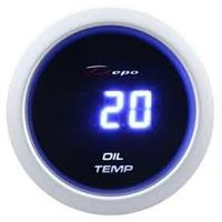Датчик DEPO 52мм электронное табло (Oil Temp) температура масла