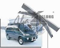 Ветровики - дефлекторы окон Mitsubishi Delica/L400/Space Gear PD#W/PE 1994-2007