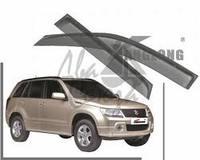 Ветровики - дефлекторы окон Suzuki Grand Vitara/Escudo 2005+