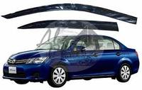 Ветровики - дефлекторы окон Toyota Corolla AXIO #E16# 2012+ (TXR Тайвань)