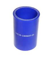 Патрубок радиатора КАМАЗ-Евро нижний короткий 6520-1303027-19