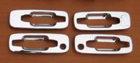 Хром накладки на ручки дверей Nissan X-Trail T30 1999-2004