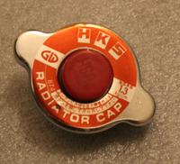 Крышка радиатора HKS с кнопкой