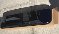 Козырек на люк (дефлектор) Toyota Land Cruiser Prado 120 / Lexus GX460
