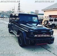Обвес WALD Black Bison для Mercedes W463 G-class