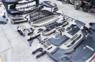 Рестайлинг GBT + обвес TRD Lexus LX570 из 2007-2014 в 2015-2018