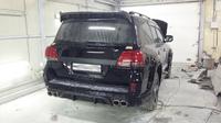 """Обвес - задний бампер """"Wald"""" Lexus LX 570 2008-2012"""
