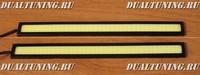 Светододные ходовые огни DRL тонкие #1
