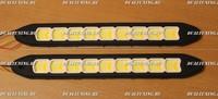 Ходовые огни DRL стрелки 3х режимные (гибкие)
