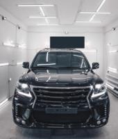 "Обвес тюнинг ""KHANN"" Lexus LX570 2007-2015 (2 бампера)"