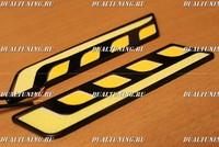 Ходовые огни DRL 2х режимные (метал) #2