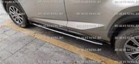 Подножки (пороги) Lexus NX200 , NX300