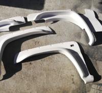 Фендера - расширители колёсных арок Suzuki Jimny
