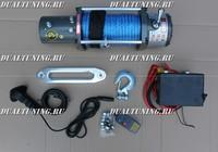 Лебедка электрическая 12V / 24V RunningMan 9500lbs (4310кг)