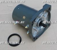 Электродвигатель для лебедки 9000lbs-12000lbs 12V/24V с боковиной в сборе под шлицы