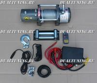 Лебедка электрическая 12V / 24V RunningMan 6000lbs (2722 кг)