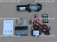 Лебедка электрическая 12V / 24V Electric Winch 4000lbs (1814кг)