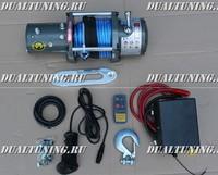 Лебедка электрическая 12V / 24V RunningMan 6000lbs / 2722кг