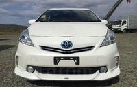 """Обвес (комплект) """"Modellista"""" на Toyota Prius A Alfa"""
