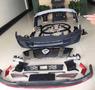 """Обвес """"Nismo"""" на Nissan Patrol Y62 (окрашенный)"""