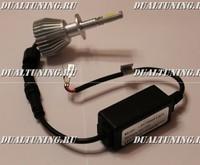 Светодиодные лампочки H1 6000k (2200lum)
