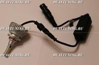 Светодиодные лампочки 9006 - HB4 6000k (2200lum)