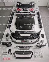 Комплект рестайлинга - обвес Nissan GTR (GT-R) 2008-2017