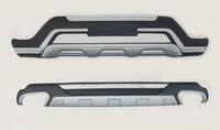 Диффузор переднего и заднего бампера Hyundai Santa Fe 2013-2016