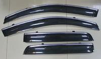 Ветровики - дефлекторы окон Mitsubishi ASX