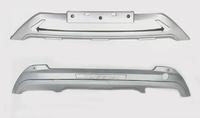 Диффузор переднего и заднего бампера Hyundai Tucson 2016+