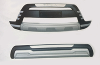 Диффузор переднего и заднего бампера Hyundai Tucson 2010-2014