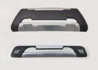 Диффузор переднего и заднего бампера Kia Sportage 2010-2014