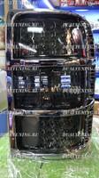 Стопы диодные тюнинг Mitsubishi Pajero V32 (дымчатые) #2
