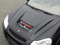 """Капот """"Gemballa GT 650"""" на Porsche Cayenne 957"""